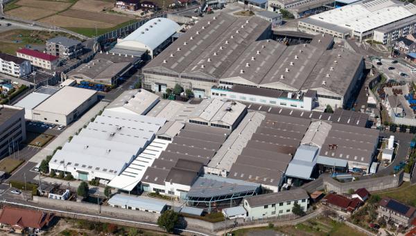 本社・八本松工場